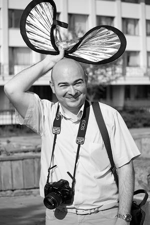 фотограф Сергій КУБИК